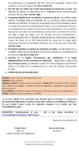 Capacitación en materia de restitución internacional de niños